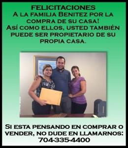 Familia Benitez