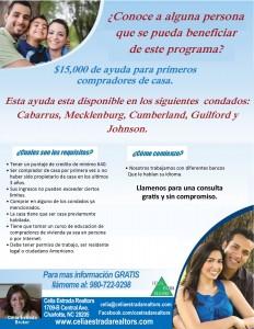 Flyer-Spanish New